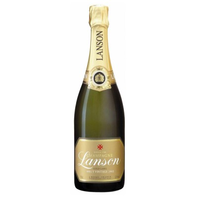 Lanson Gold Label Vintage Brut 2002