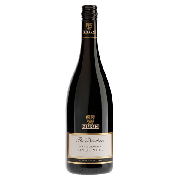 Image result for Giesen The Brothers Marlborough Pinot Noir 2016