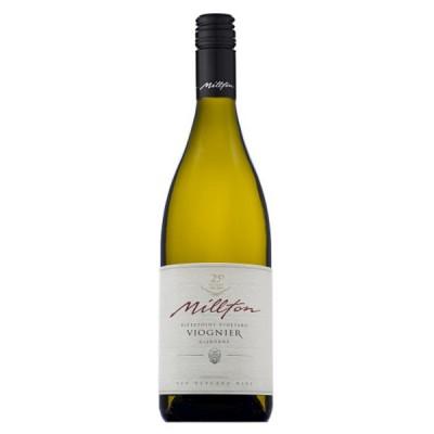 Millton Riverpoint Viognier 2010 (Organic Wine)