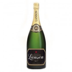 Lanson Black Label Brut N.V. - 3000ml