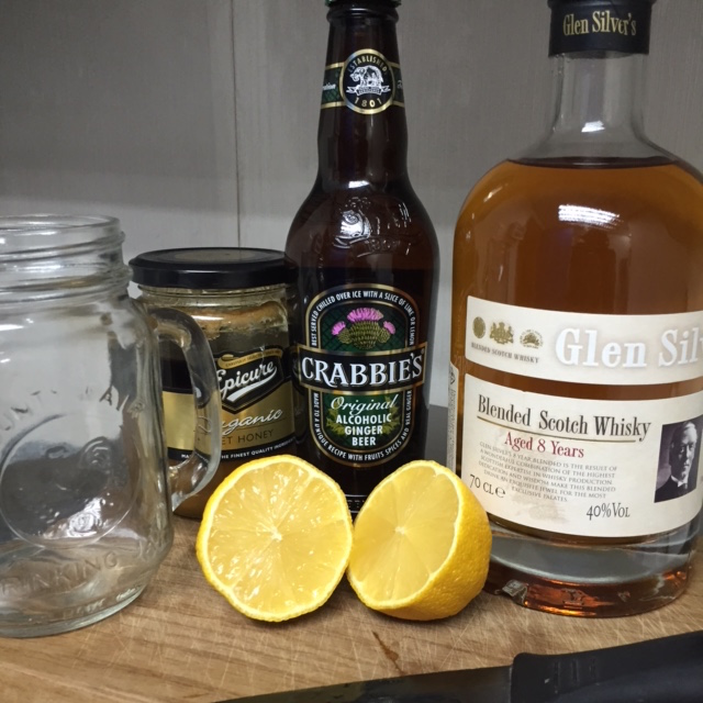 HOT CRABBIE'S TODDY