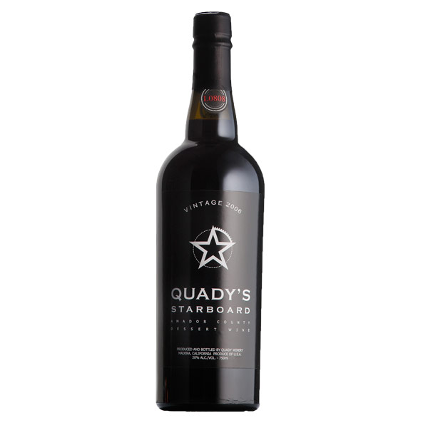 Quady Starboard Vintage 2006 WineNThings